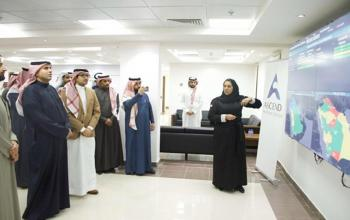 Minister of Health Sponsors Framework Agreement between Hail Health Cluster and Ascend, Inaugurates Management and Control Center for Province's Healthcare System