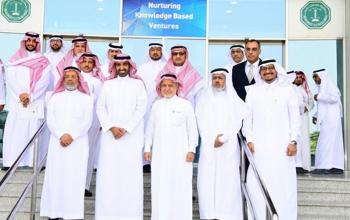 Minister of Labor and Social Development Visits King Fahd University