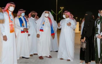 MW Award Unveils Al-Ardhah Square and Anan Al-Samaa Roundabout